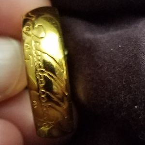Lord of the rings replica the one ring